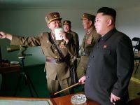 Korea Płn. wystrzeliła dwie rakiety. Pjongjang niezadowolony z manewrów USA i Korei Płd.?