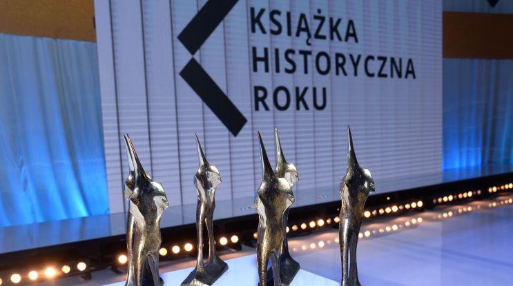 Książka historyczna roku wybrana po raz jedenasty!