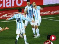 Argentyna vs Paragwaj. Zobacz skrót meczu