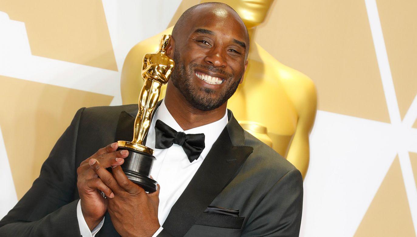 Kobe Bryant przeszedł do historii światowej kinematografii (fot. PAP/EPA/Paul Buck)