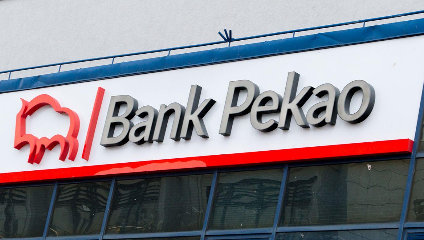 KNF potwierdziła, że Pekao spełnia kryteria kwalifikujące do wypłaty do 100 proc. zysku (fot. Shutterstock/Robson90)