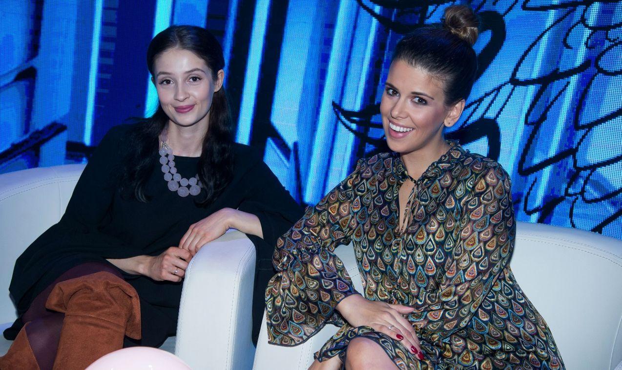 Anna Matysiak i Monika Mazur nie dawały za wygraną (fot. TVP)