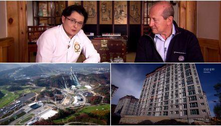 Halo, tu Pjongczang (odc. 1): z wizytą w wiosce olimpijskiej