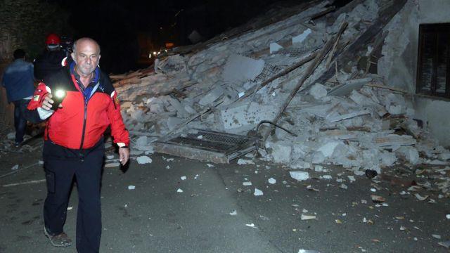 Wstrząsy sejsmiczne we Włoszech. Poważne zniszczenia, brak ofiar