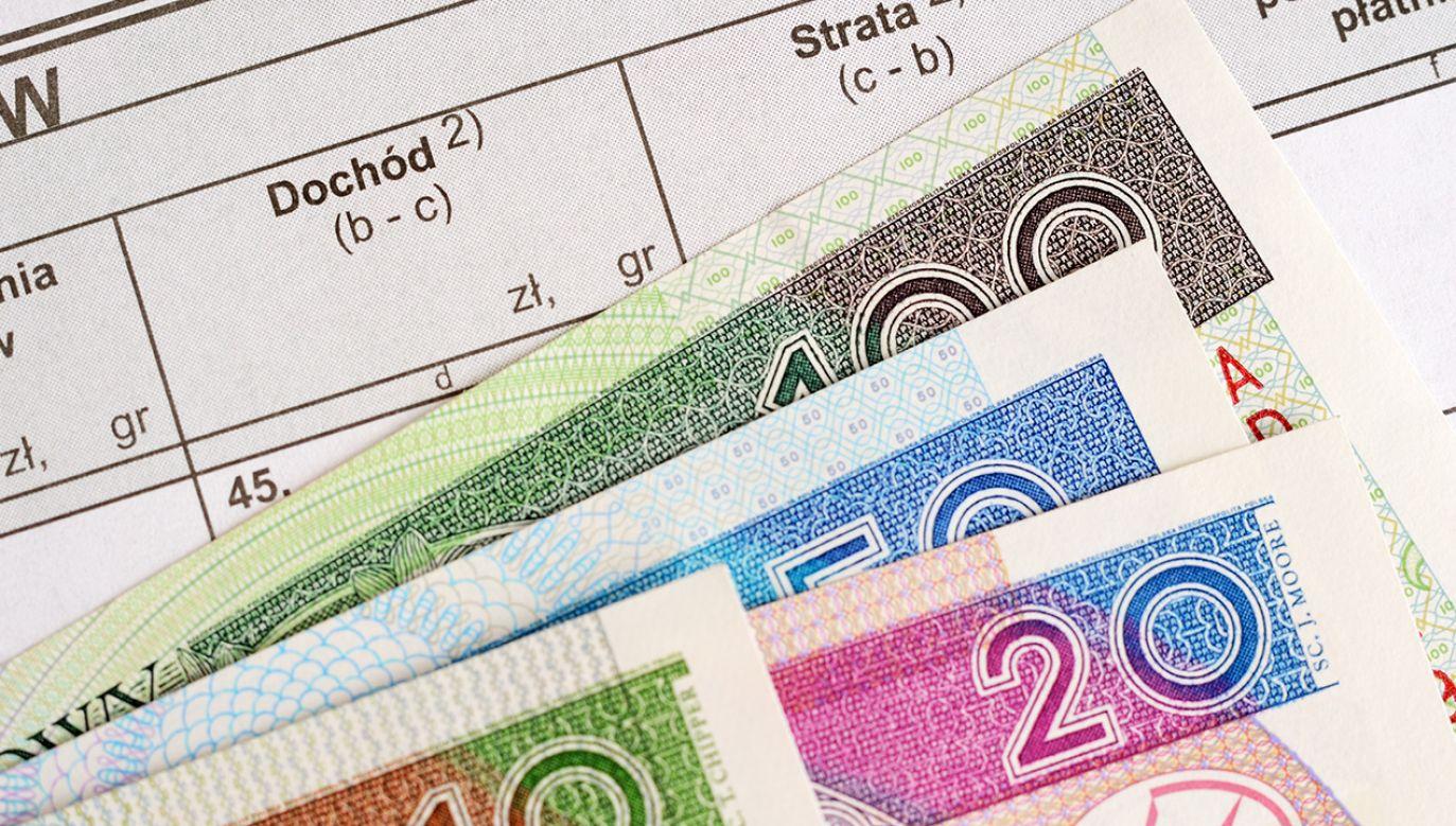 Zdaniem minister finansów w podobny sposób można by w przyszłości odejść od deklaracji PIT (fot. Shutterstock/whitelook)