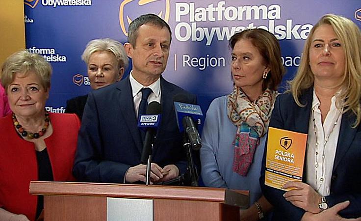 Nowy projekt Platformy Obywatelskie ma wspierać osoby starsze