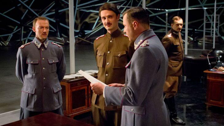 """""""Człowiek, który zatrzymał Rosję"""" w Teatrze Telewizji"""