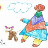Rysunek Emilki Trzeciak