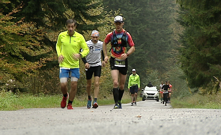 Bieg z Robertem Korzeniowskim w Arłamowie