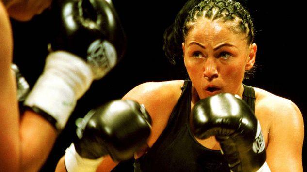 Agnieszka Rylik to wielokrotna mistrzyni Europy i świata w kick-boxingu i boksie zawodowym (fot. arch.PAP/Jerzy Undro)