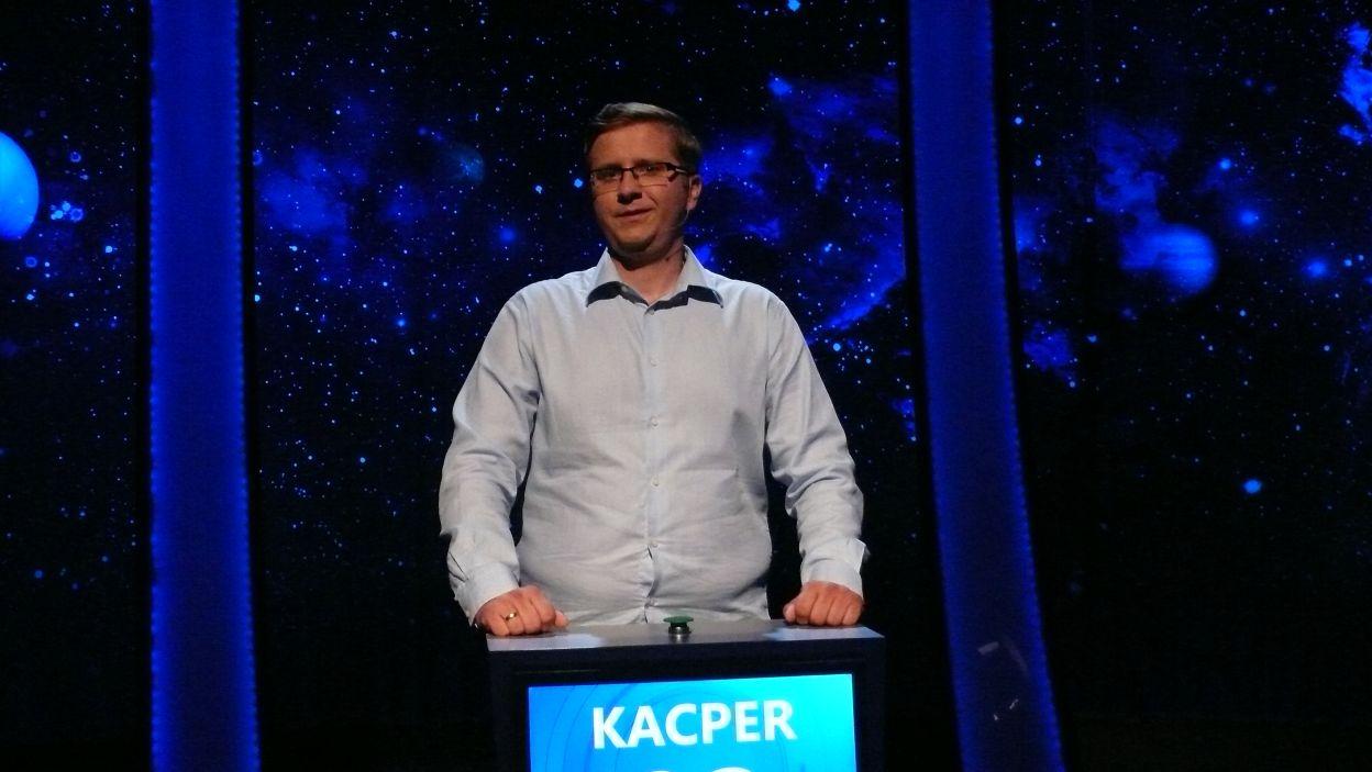 Odcinek 8 edycji 108 wygrał Pan Kacper Majewski