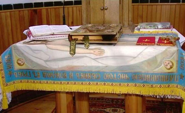 Wierni obrządku wschodniego świętują zmartwychwstanie Chrystusa