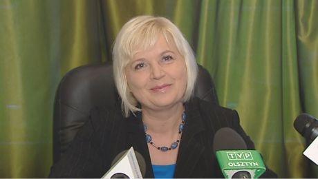 Lidia Staroń niezależną kandydatką w wyborach