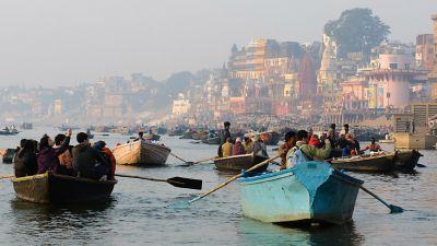 Ludzie rzeki – Ganges 1/2