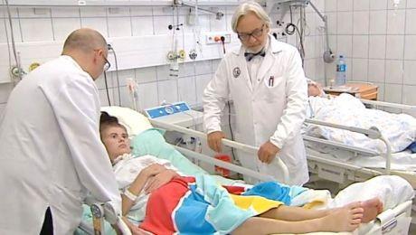 """Po pionierskich operacjach: """"Pacjenci są w stanie przytomności"""""""