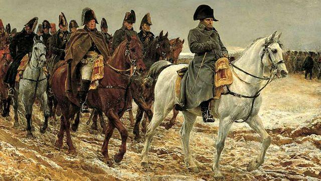 Duch Napoleona w Warszawie