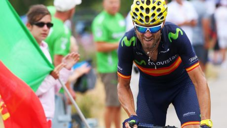 Alejandro Valverde (fot. Getty Images)