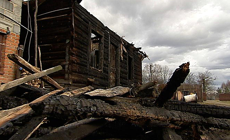 Dwie osoby zginęły w pożarze domu