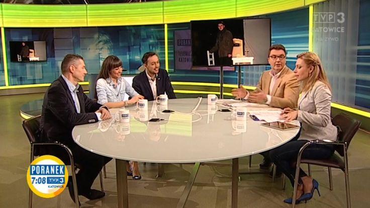 Poranek w Telewizją Katowice
