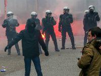 Zamieszki w Brukseli. Przeciwnicy migracji wyszli na ulice [WIDEO]