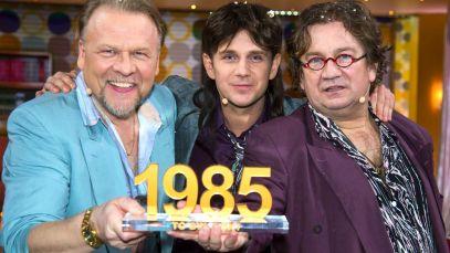 W drogę do roku 1985!