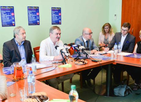 Konferencja prasowa Prezydenta Kielc,pt: