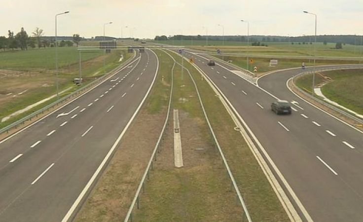 Na koniec 2017 r. cała droga S7 w woj. warmińsko-mazurskim będzie w klasie drogi ekspresowej