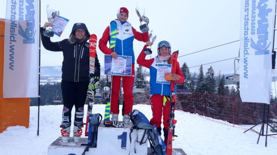 Zawody Christmas FIS Competition na Kotelnicy Białczańskiej