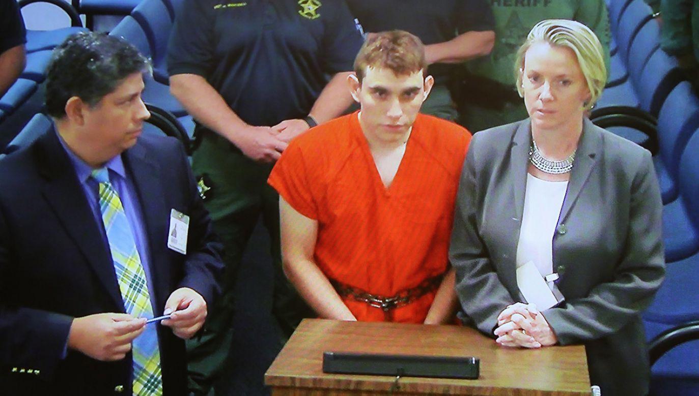 Nastolatek zabił 17 osób (fot. PAP/EPA/Susan Stocker)