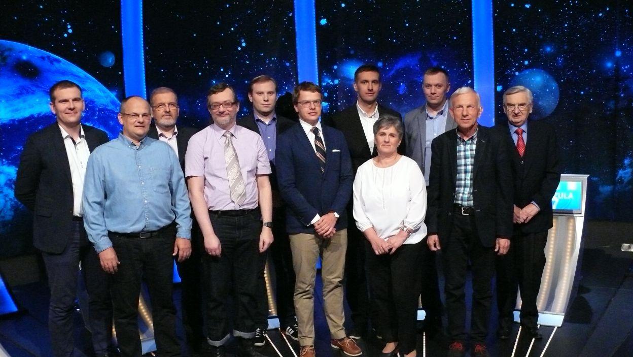 Zawodnicy Wielkiego Finału 100 edycji
