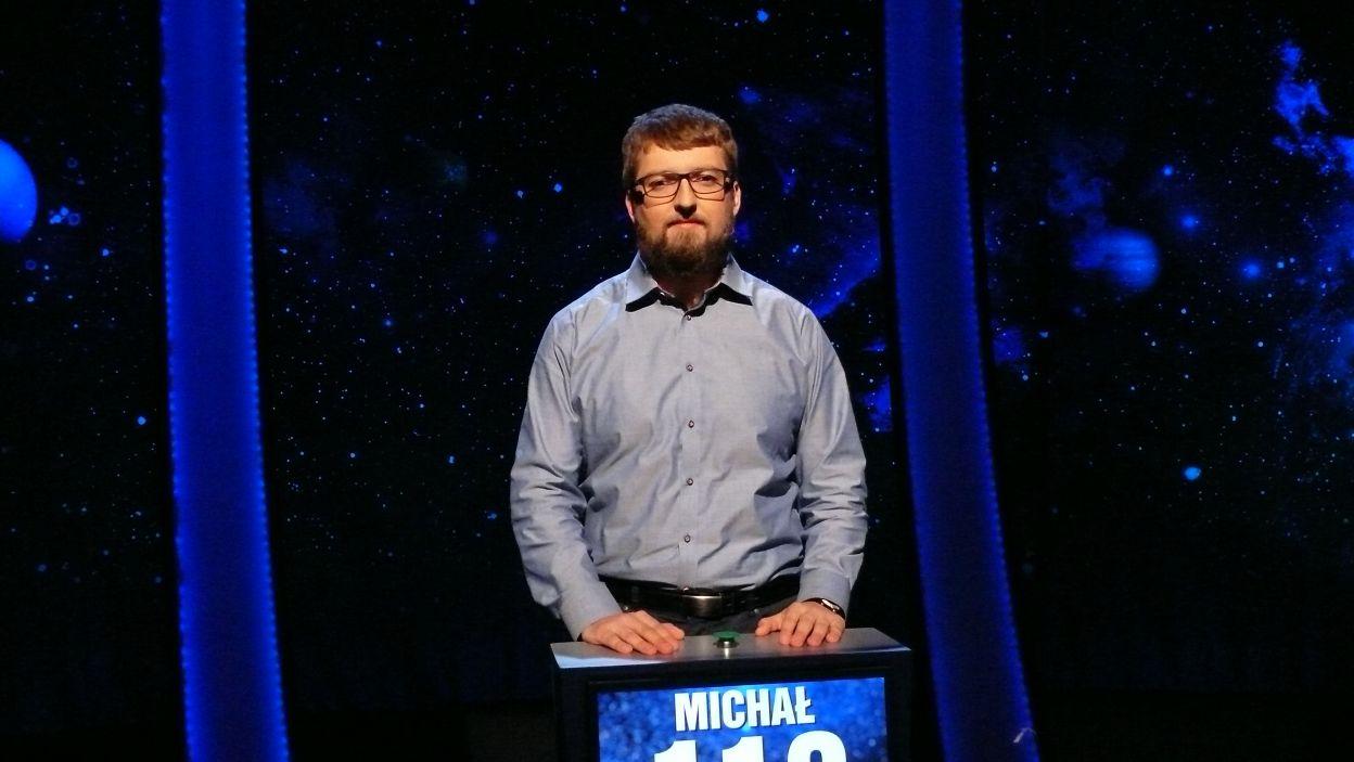 Michał Moćko - zwycięzca 16 odcinka 99 edycji