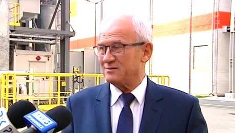Minister energii z wizytą w Toruniu