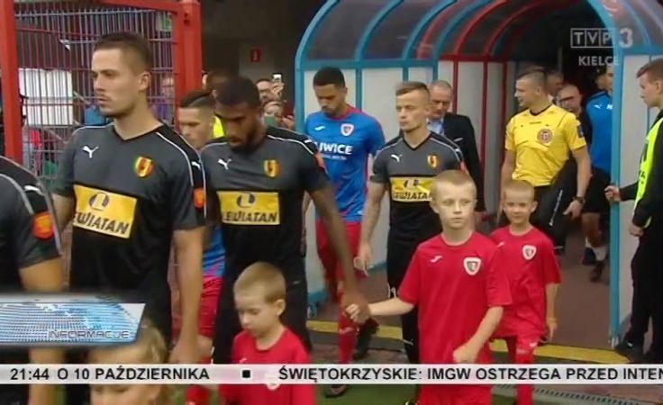 Korona przegrała z Piastem Gliwice 0:2