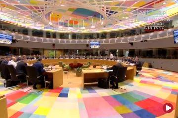 Przywódcy unijni o Brexit'cie i budżecie