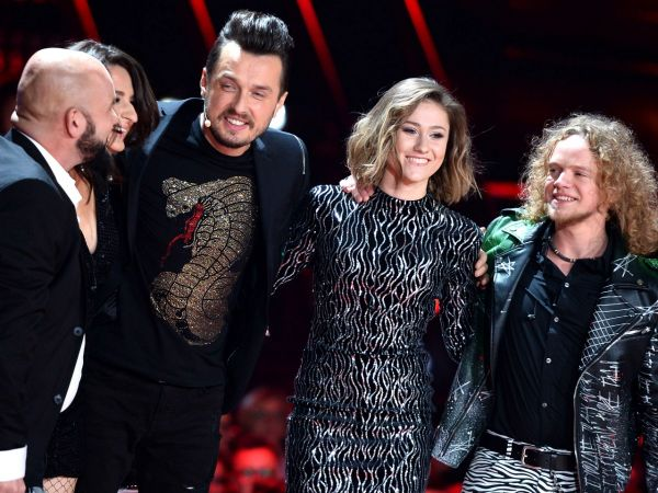 The Voice of Poland, Live 1