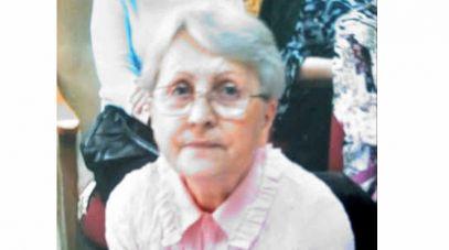 Halina Maj zaginęła 17 maja 2016 r.
