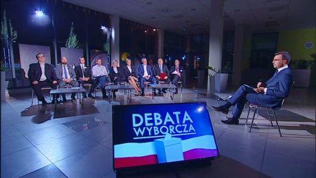 Kolejna debata na żywo na antenie TVP Olsztyn już 12 października o godz. 20.00.