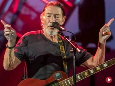 Chris Rea plays Baloise Session