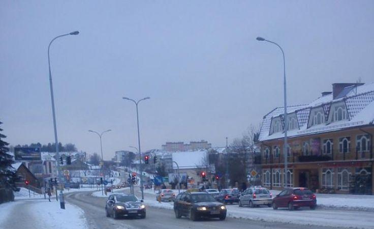 Uwaga kierowcy, na drogach regionu panują trudne warunki.