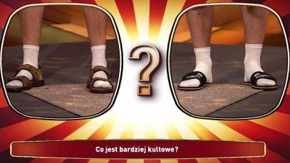 Sandały czy klapki?