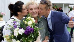 Teresa Lipowska świętuje!