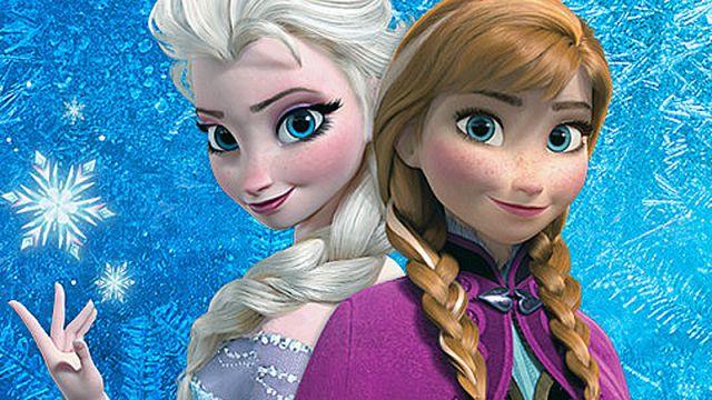 Elsa i Anna z mroźnej krainy wracają!