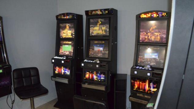 Policja zabezpieczyła nielegalne automaty do gier (fot. policja.pl)