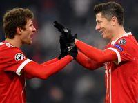 Potrójna korona Bayernu?