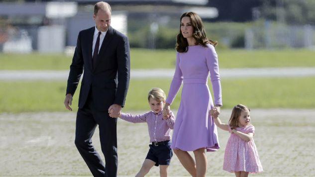 Wkrótce na świat przyjdzie najmłodszy następca brytyjskiego tronu (fot. PAP/ EPA/CARSTEN KOALL)