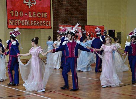 SP w Tyczynie - inauguracja obchodów 100-lecia odzyskania niepodległości