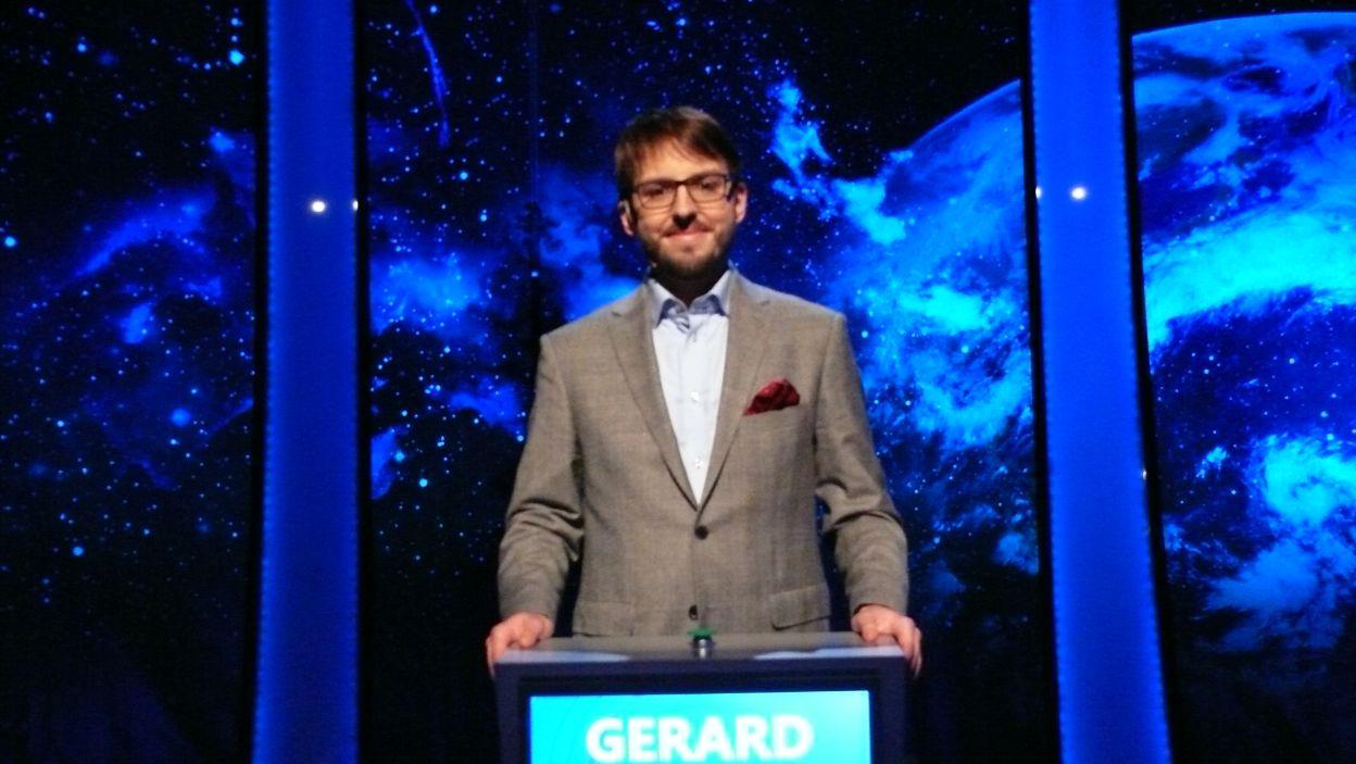 Gerard Wagner - zwycięzca 12 odcinka 101 edycji