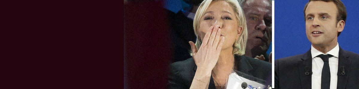 Le Pen vs. Macron