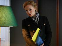 Jaką rolę odegra w życiu bohaterów Aleksandra Adamska, która zagra przyrodnią siostrę Krzysztofa Małeckiego? (fot. A. Grochowska)