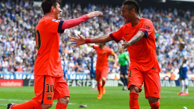 Wpadka Juventusu. Real i Barcelona
